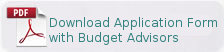 Download Application Form with Budget Advisors